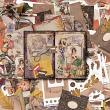 Fall Into Autumn Junk Journal Kit by On A Whimsical Adventure