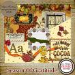 Season Of Gratitude by Idgie's Heartsong