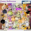 Funny Halloween Kit by Aftermidnight Design