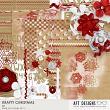 Krafty Christmas Kit by AFT Designs @Oscraps.com