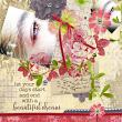 #digitalscrapbooking Layout by AFT Designs - Amanda Fraijo-Tobin using Sweet Days Collection