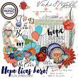 Digital Scrapbook Embellishments Hope Lives Here by Vicki Stegall @ Oscraps.com