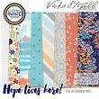Digital Scrapbook Papers Hope Lives Here @ Oscraps by Vicki Stegall Designs