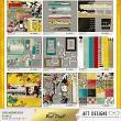 Life Montage #digitalscrapbooking Bundle by AFT Designs - Amanda Fraijo-Tobin