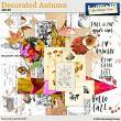 Decorated Autumn Mini Kit by Aftermidnight Design