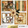 Alluring Autumn #digitalscrapbooking Bundle by AFT Designs - Amanda Fraijo-Tobin @Oscraps.com