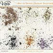Not So Spooky Sequin Splatters by Vero
