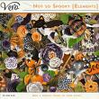 Not So Spooky Page Kit Elements by Vero