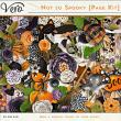 Not So Spooky Page Kit by Vero