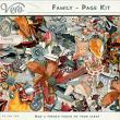 Family Page Kit by Vero