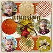 """Amazing Anna Belle"" #digitalscrapbooking layout by AFT Designs - Amanda Fraijo-Tobin"