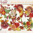 Autumn Serenade Clusters by Vero