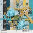 Goldenrod #digitalscrapbooking Kit by AFT Designs - Amanda Fraijo-Tobin @Oscraps.com