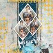 """Making Memories"" #digitalscrapboooking layout by AFT Designs - Amanda Fraijo-Tobin"