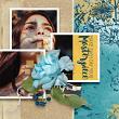 """Masterpiece"" #digitalscrapboooking layout by AFT Designs - Amanda Fraijo-Tobin"