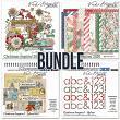 52 Inspirations 2020 Christmas Inspired Digital Scrapbooking Bundle by Vicki Stegall @ Oscraps.com