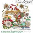 52 Inspirations 2020 Christmas Inspired Digital Scrapbooking Embellishments by Vicki Stegall @ Oscraps.com