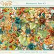 Wonderfall Page Kit Elements by Vero