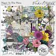 Magic in the Mess Digital Scrapbooking Embellishments by Vicki Stegall @ Oscraps.com