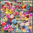 Be The Magic digital scrapbook elements by Tracy Martin Designs