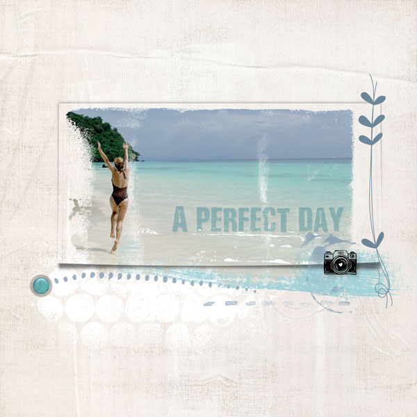 A Perfect Day by Vicki Robinson Layout 2