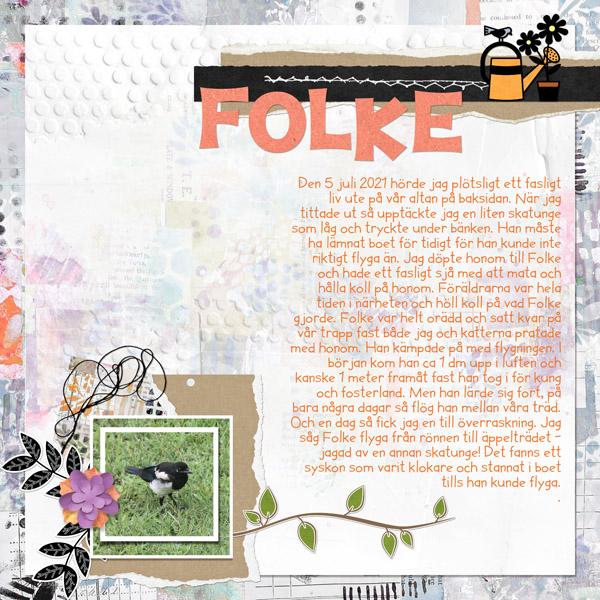 Friendship Garden by Vicki Robinson sample page by Tanteva