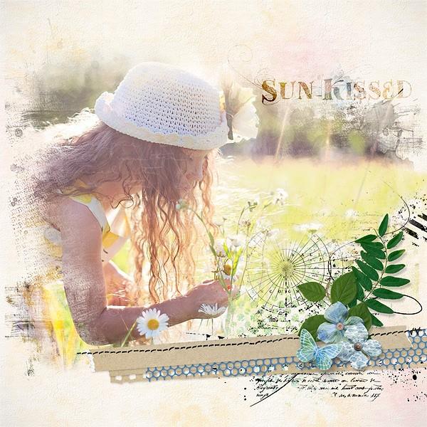 Summerish Take Two by Vicki Robinson sample page 1 by Gina