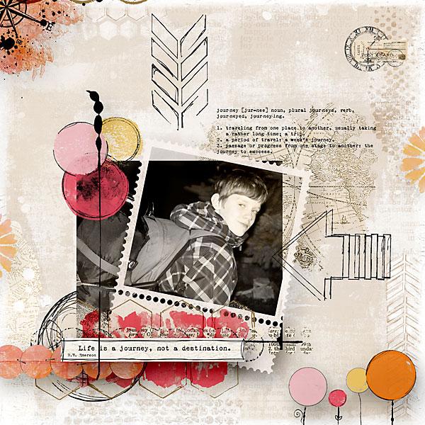 The Journey Digital Art Project 06
