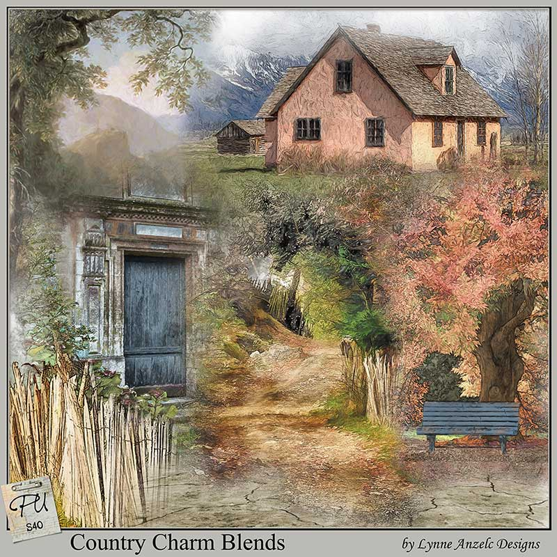 Country Charm By Lynne Anzelc Designs