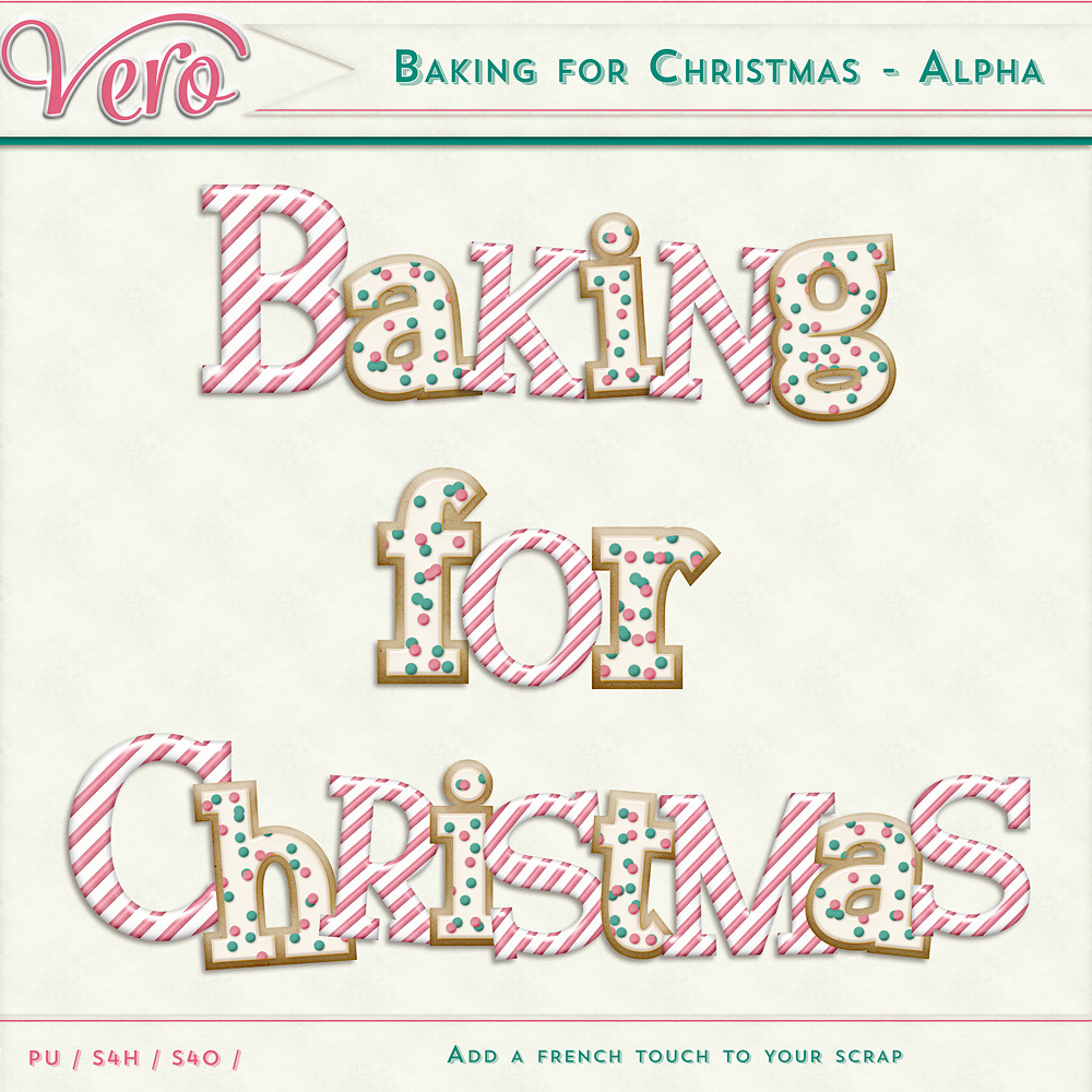Baking For Christmas FWP Alpha Preview