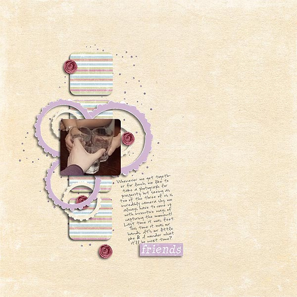 Whimsy layout by Sue.F