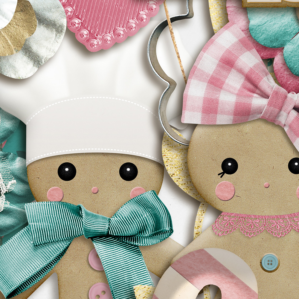Baking For Christmas Close Up Preview 01