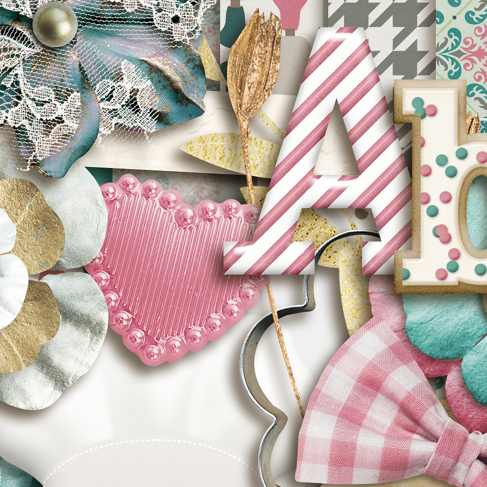 Baking For Christmas Close Up Preview 02