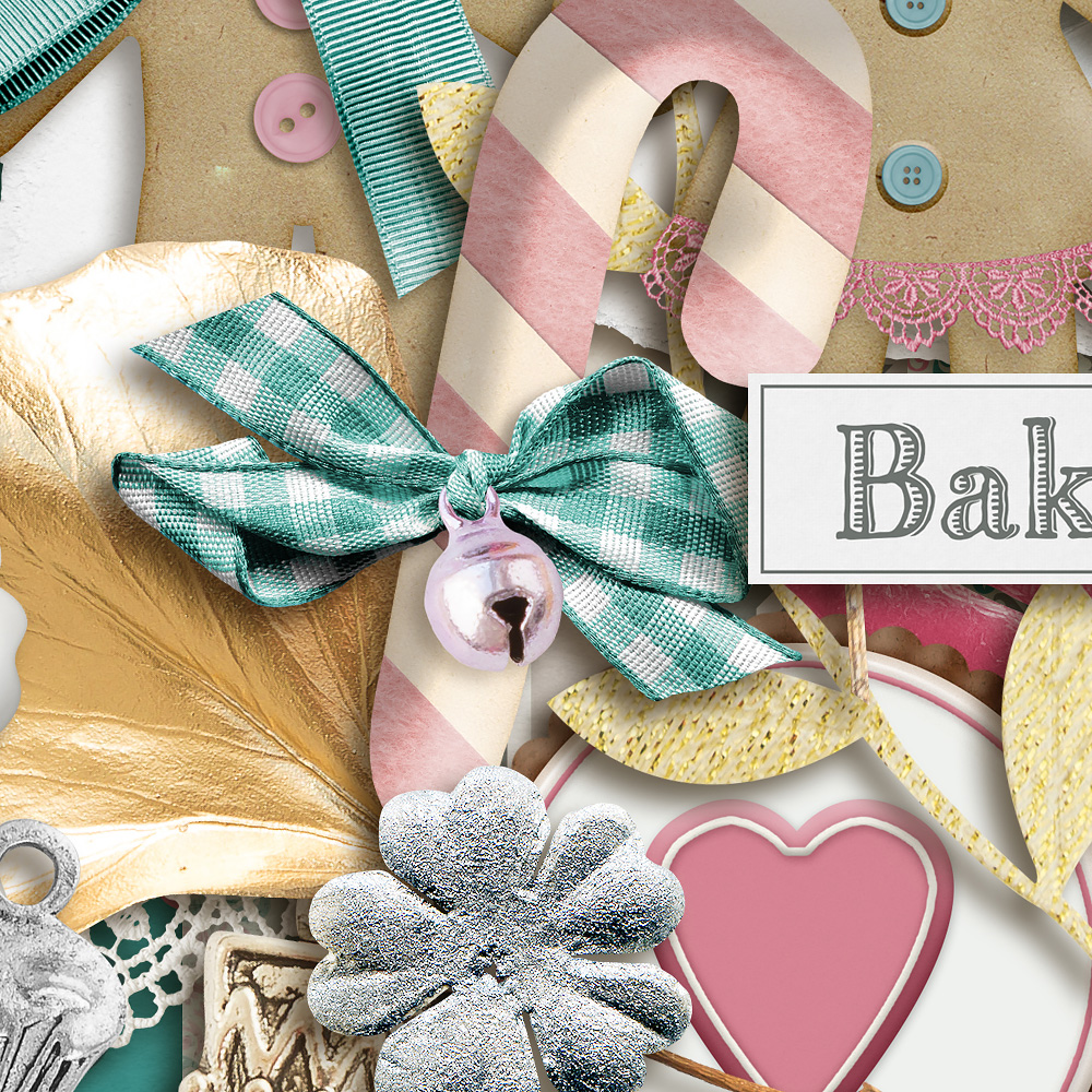 Baking For Christmas Close Up Preview 03