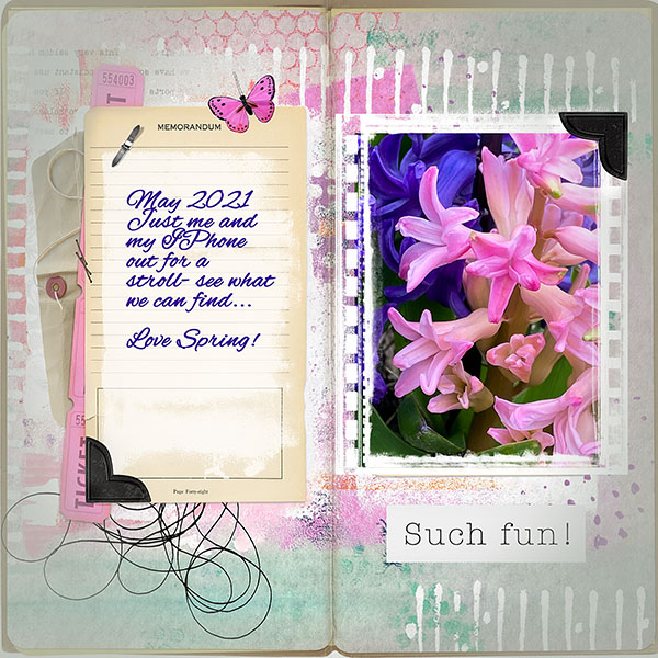 A Perfect Day by Vicki Robinson Layout 10