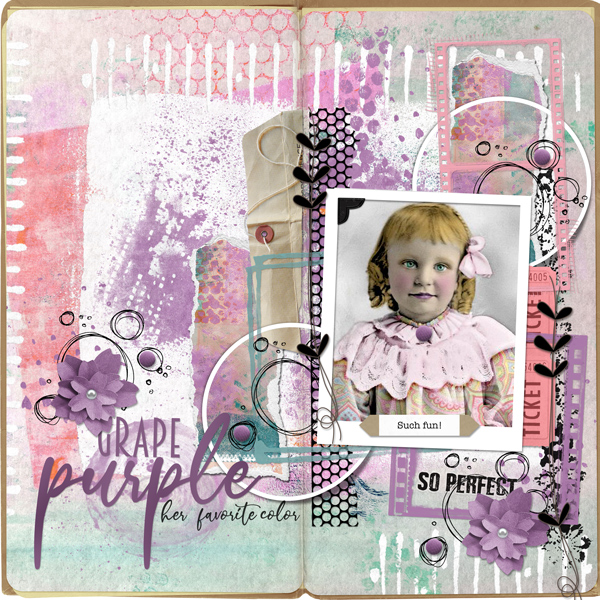 A Perfect Day by Vicki Robinson Layout 17