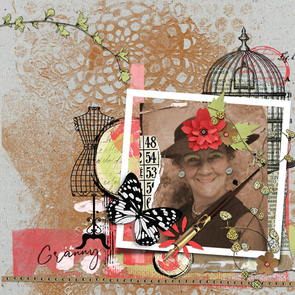 Junque Journal 03 Sample Layout 05