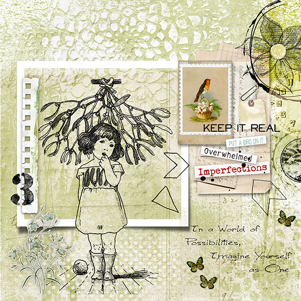 Junque Journal 03 Sample Layout 12