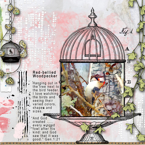 Junque Journal 03 Sample Layout 14