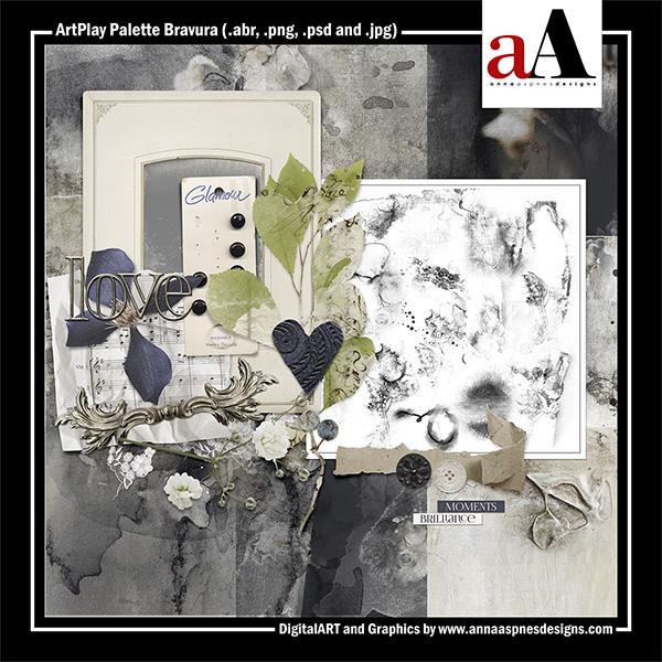 ArtPlay Palette Bravura