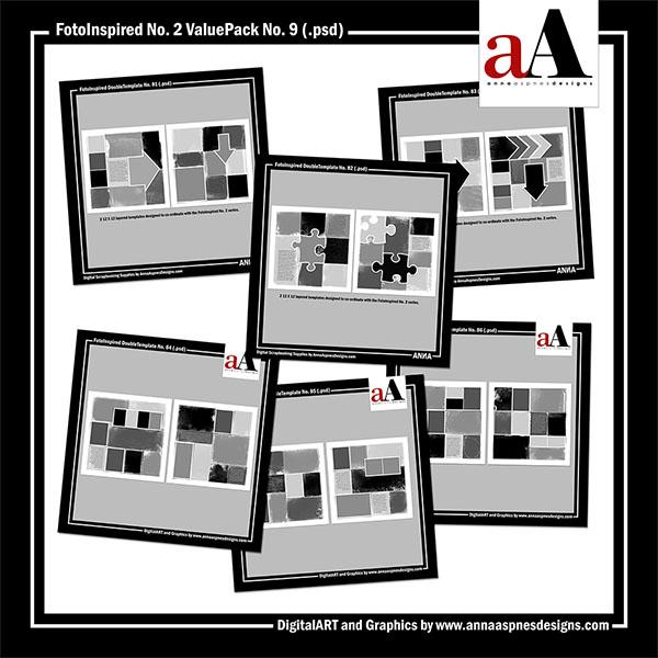 FotoInspired No. 2 ValuePack No. 9