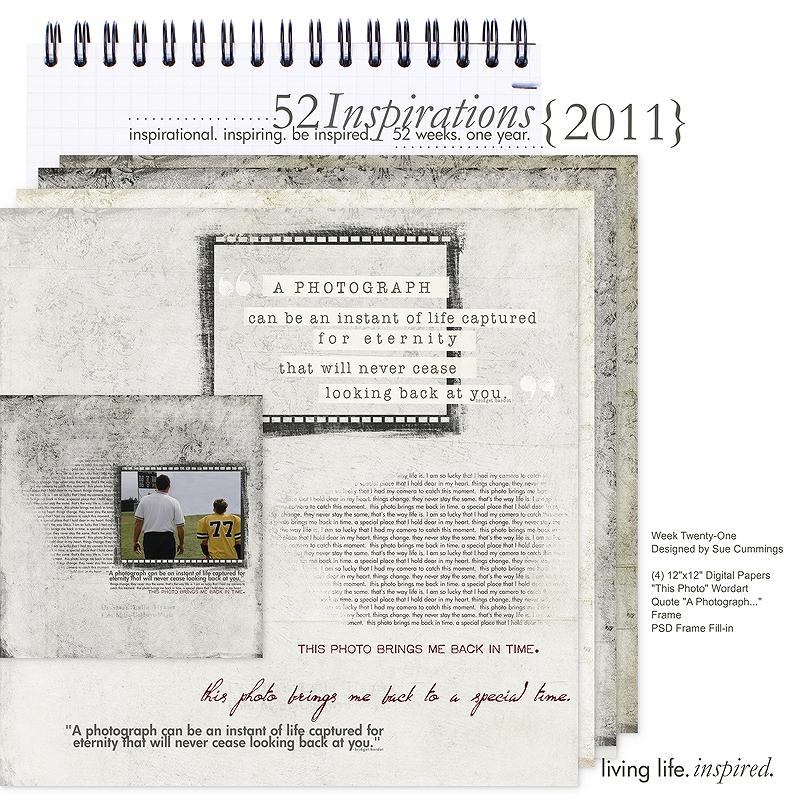 52 Inspirations :: 2011 {Week 21}