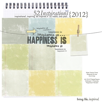 52 Inspirations :: 2012 {Week 23}