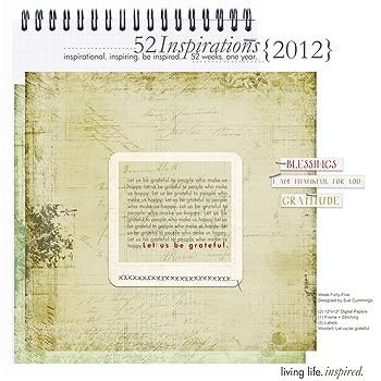 52 Inspirations :: 2012 {Week 45}