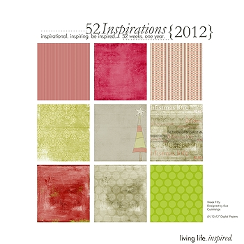 52 Inspirations :: 2012 {Week 50}