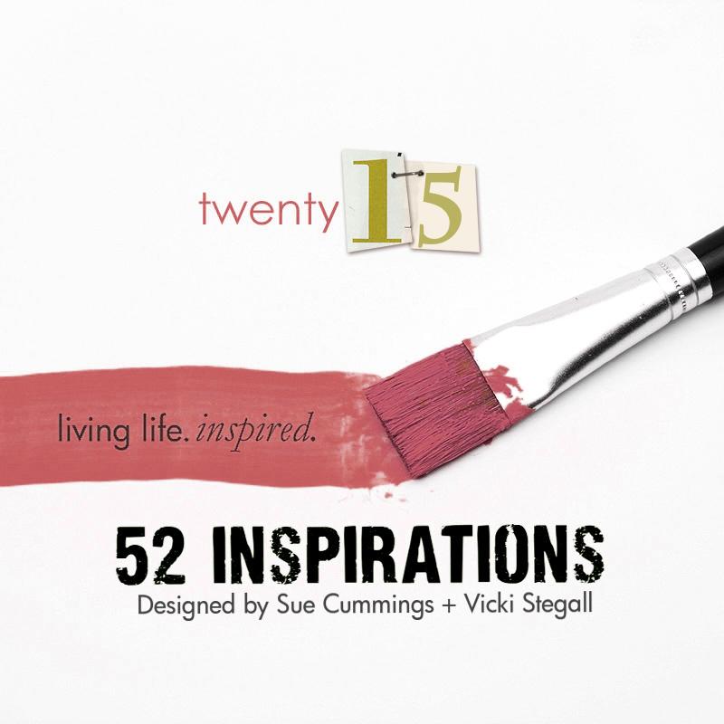 52 Inspirations :: 2015 {SUBSCRIPTION}