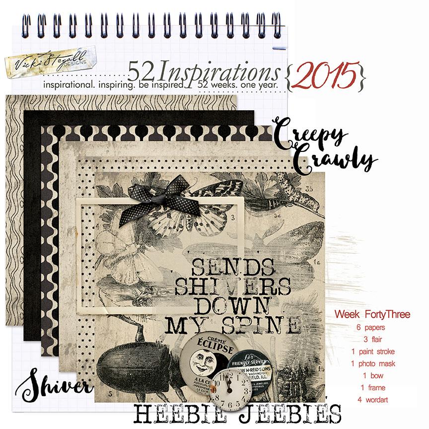 52 Inspirations 2015 - week 43