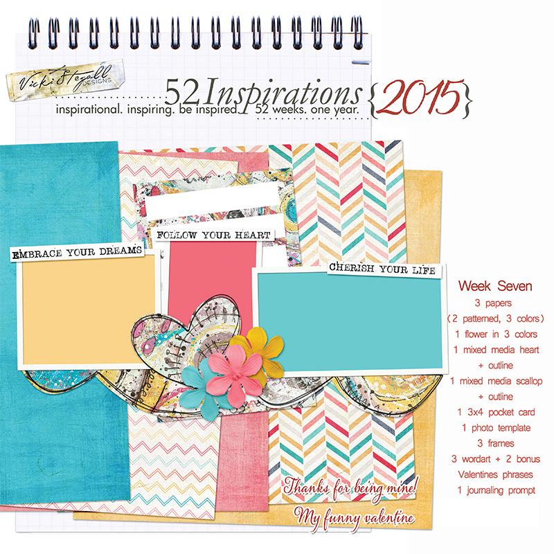 52 Inspirations 2015 - Week 7