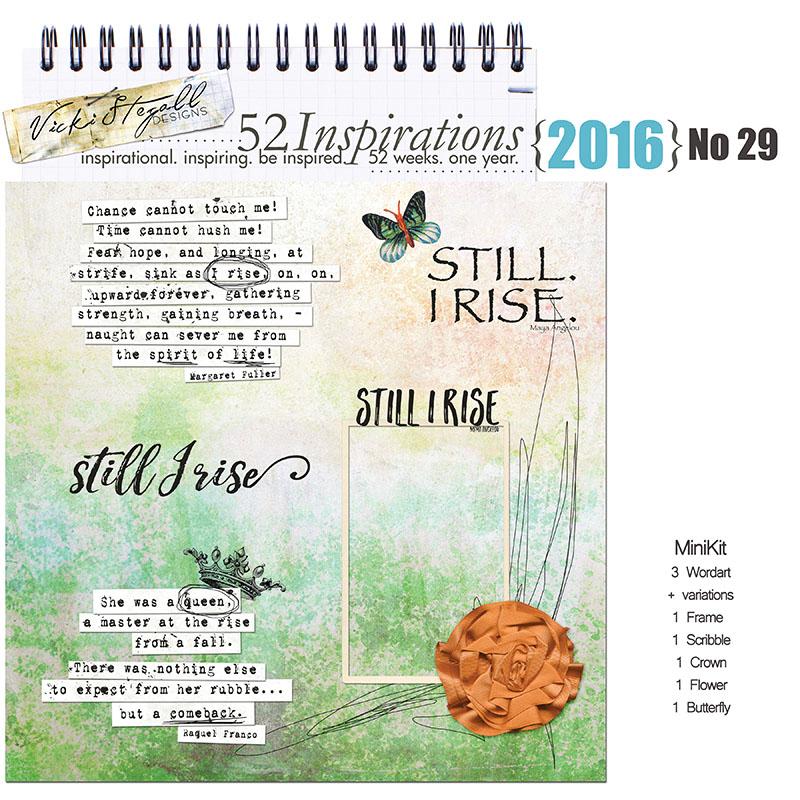 52 Inspirations 2016 - no 29