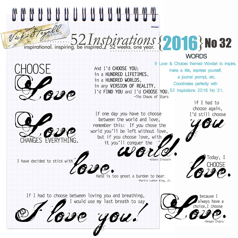52 Inspirations 2016 - no 32